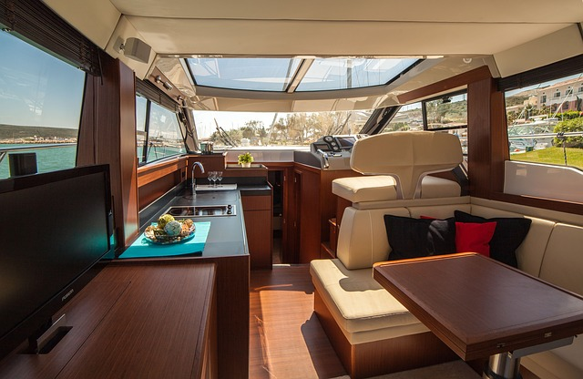 Motor Yacht Cabin 183 Free Photo On Pixabay
