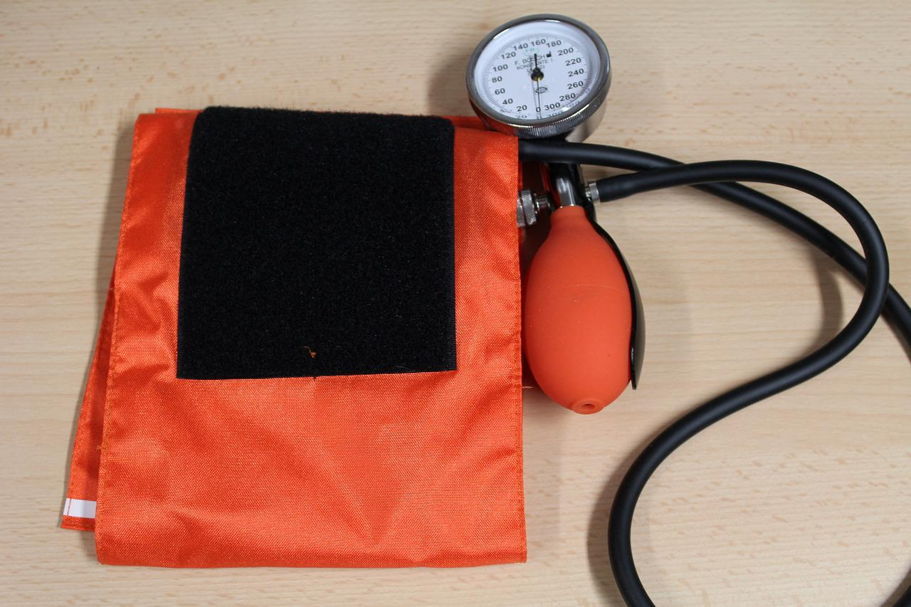ćwiczenia na zbicie ciśnienia
