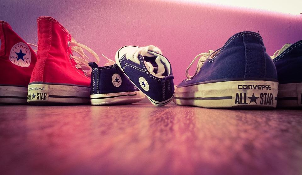 Photo Gratuite · Sur Converse Chaussures Pixabay Bébé 4nxSSR