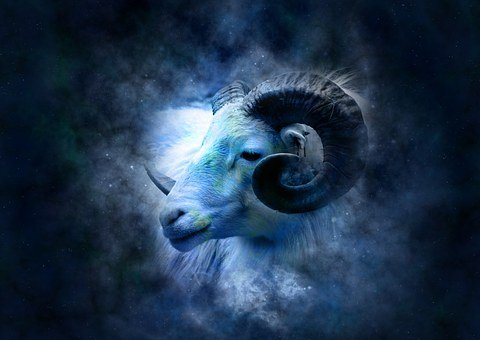 Horoscope Astrology Zodiac Aries Icon