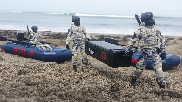 Gijoe, Beach, Cobra, Trooper, Lima, Peru