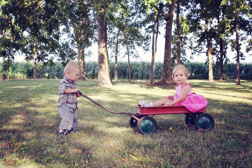 Pulling A Wagon : Pulling wagon people · free photo on pixabay