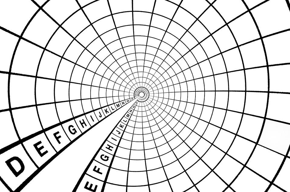 Gitter Schablone Kreis · Kostenloses Bild auf Pixabay