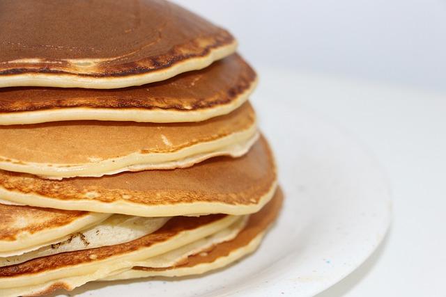 Pancake crepes eat free photo on pixabay - Videos de como hacer crepes ...