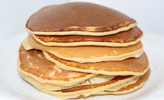 Pancake, Crepes, Eat, Food, Crepe