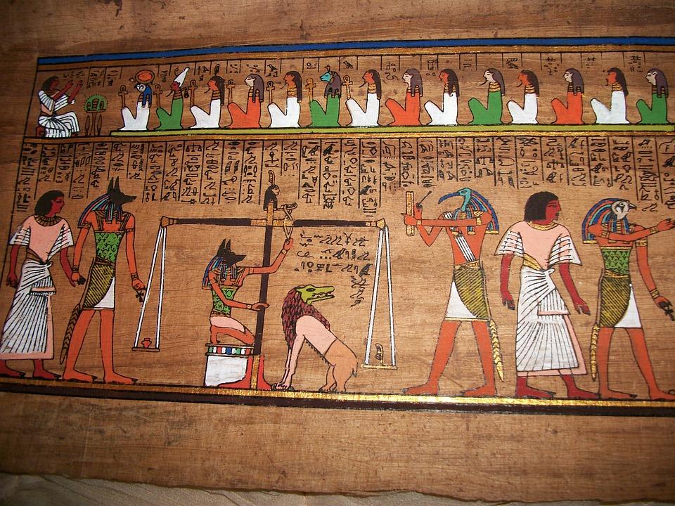 Egipto Anubis Sentencia Foto Gratis En Pixabay