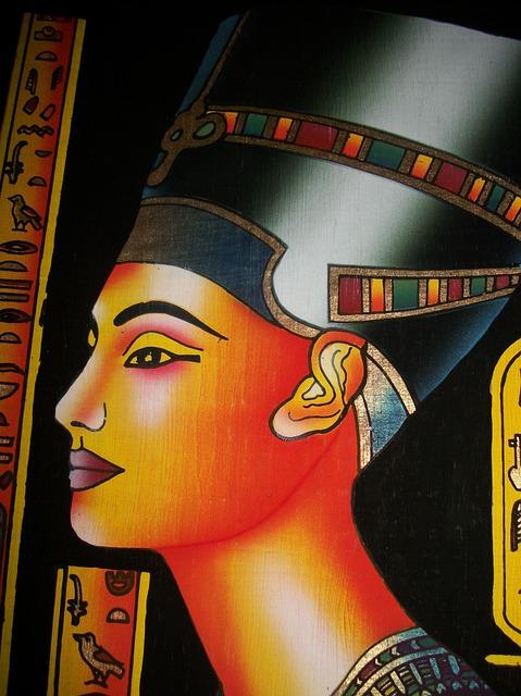 Free Photo Nefertiti Egypt Queen Egyptian Free Image