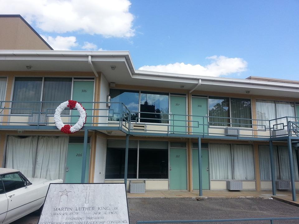 Lorraine Motel In Memphis Tn Mlk Free Photo On Pixabay