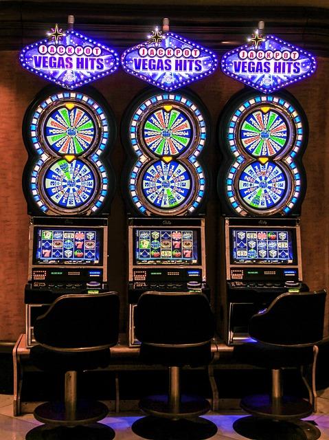 Free Photo Slots Las Vegas Casino Gamble Free Image