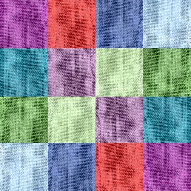 Free Illustration Fabric Textile Coarse Colorful
