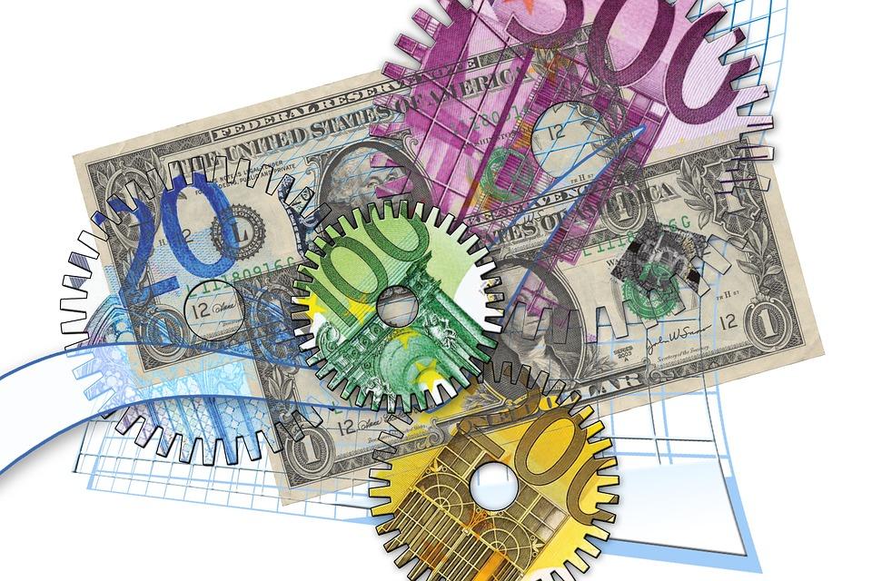 ユーロ, 金融, 通貨, Dollar, お金, お支払い, 札, ドル紙幣, ビル, 紙のお金, ユーロ記号
