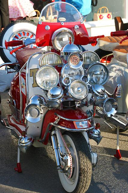 Scooter Motorcycle Mods Mod 60s 183 Free Photo On Pixabay