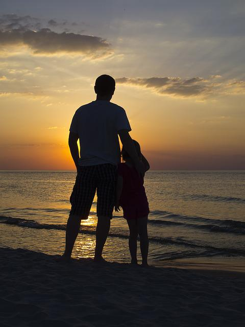 free photo  male  child  west  family  love