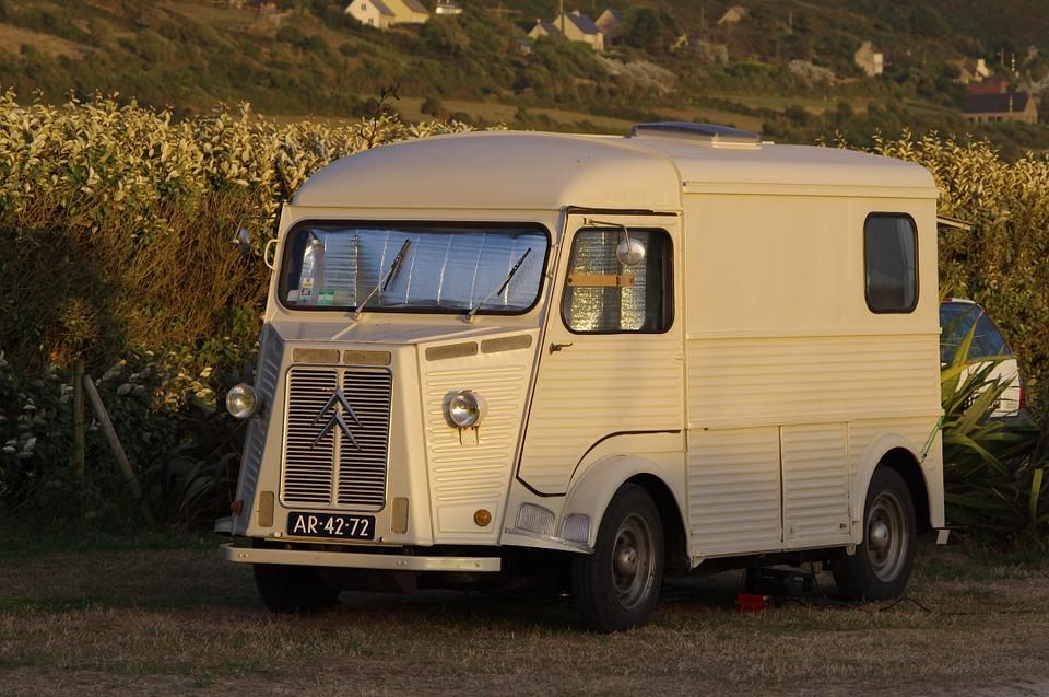 Older Vehicles Citroën Old · Free photo on Pixabay