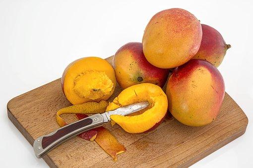 Mango, Tropical Fruit, Juicy, Sweet