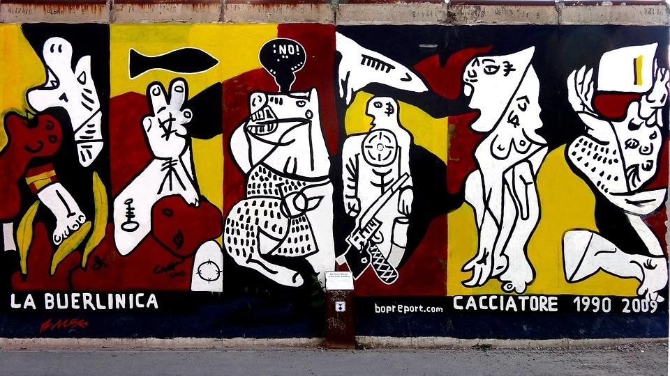 Graffiti Mur Berlin Street Photo Gratuite Sur Pixabay