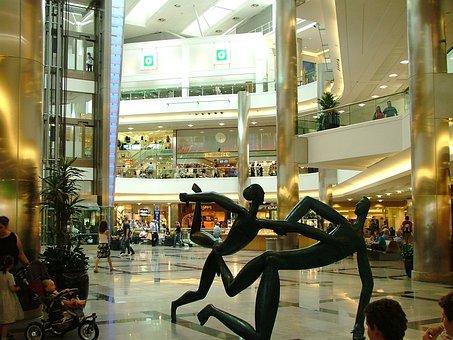 Southampton, Shopping Centre, Westquay