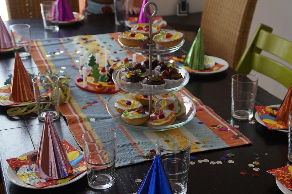 Urodziny Dla Dzieci Tabeli Darmowe Zdjęcie Na Pixabay