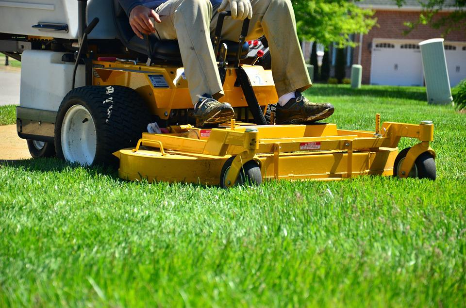 Lawn Care Maintenance Free Photo On Pixabay