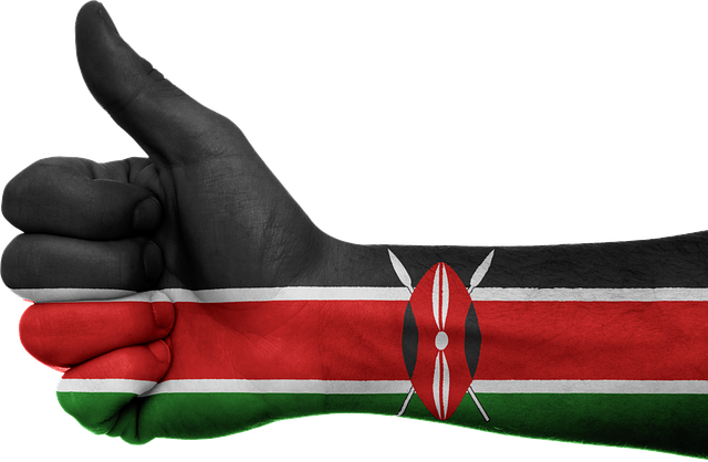 kenya flag wallpaper