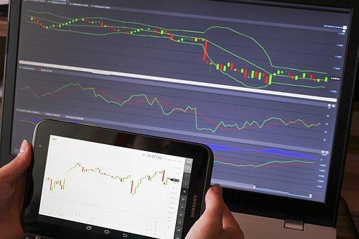 Perdagangan, Analisis, Forex, Grafik, Grafik