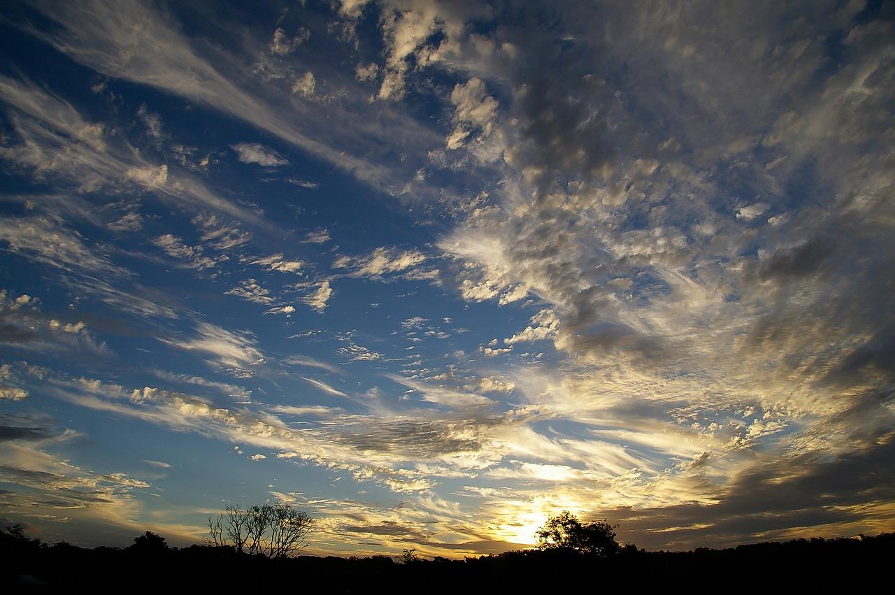 говорим разумном фото красивое облачное небо ещё