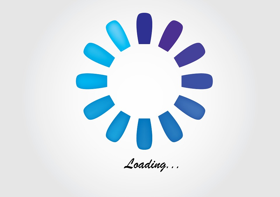 Free illustration: Loading, Blog, Web