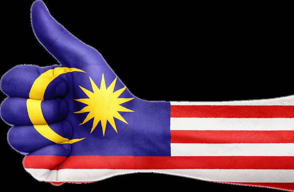 malaysia flag hand free image on pixabay malaysia flag hand free image on pixabay