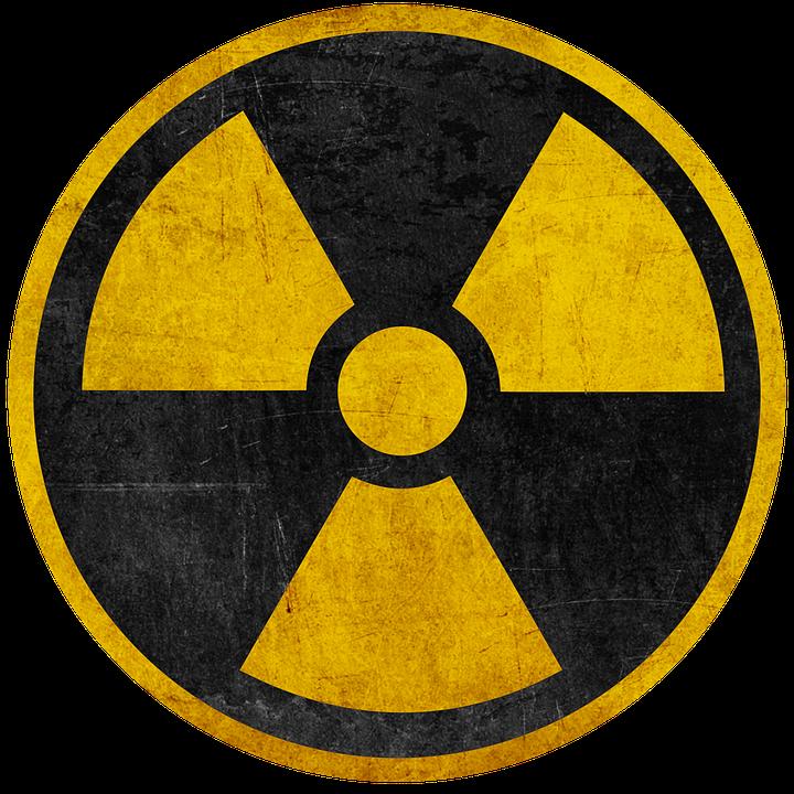 방사선, 기호, 위험, 원자력 에너지, 방사능