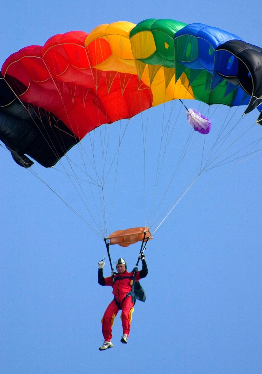 Красивые парашютные картинки, карандашом крутые тату