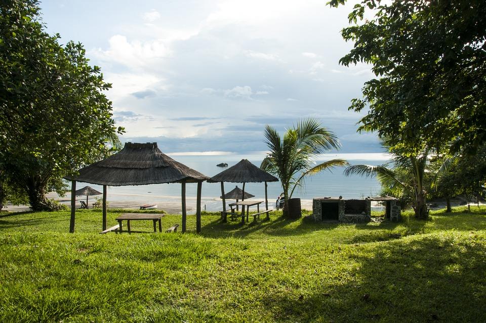 Malawi, Lac, Hutte, L'Eau, Les Eaux, Nature, Paysage