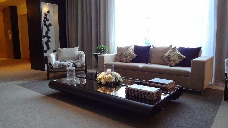 Woonkamer sofa decoratie casa · gratis foto op pixabay