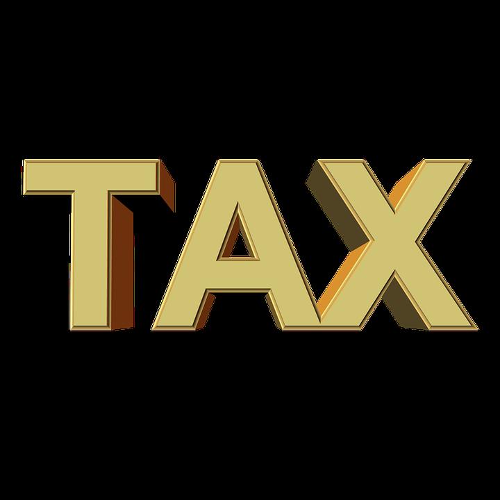 free illustration control tax office text font 3d