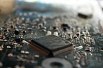 technical, circuit board, electronics
