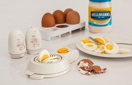 Egg Slicer Egg Hard Boiled Shell Food Prot