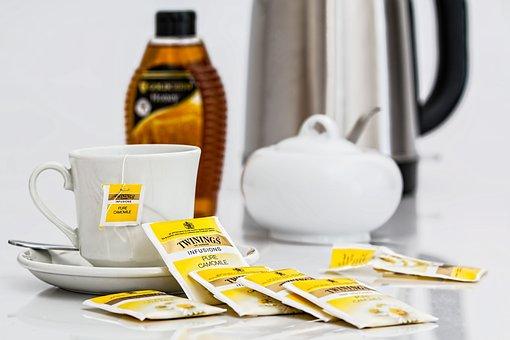 Beneficios de la manzanilla té
