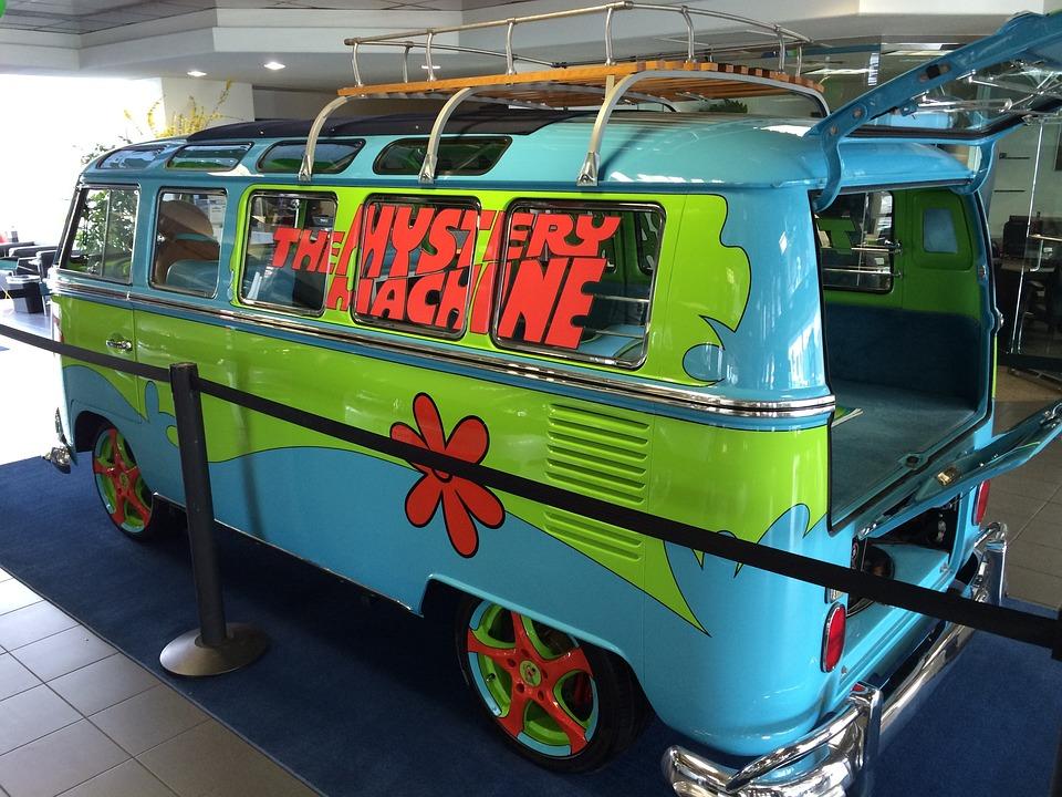 Kartun Mobil Van Bus Foto Gratis Di Pixabay