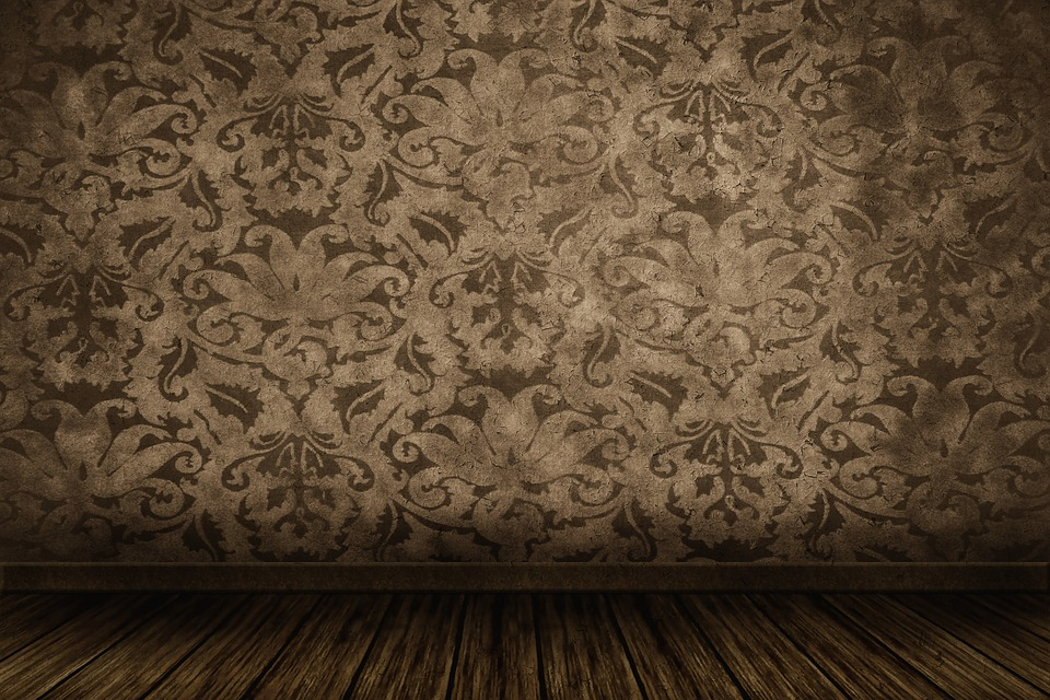 Background Wall Wallpaper Old Brown