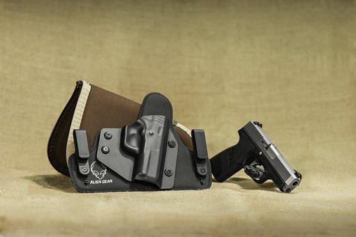 Holster Gun Pistol Iwb Xds Owb Ccw Conceal