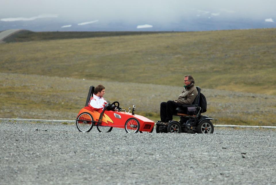 Encounter, Wheelchair, Live