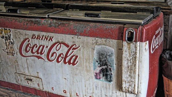 Coke, Coca-Cola, Vintage, Drink, Cola