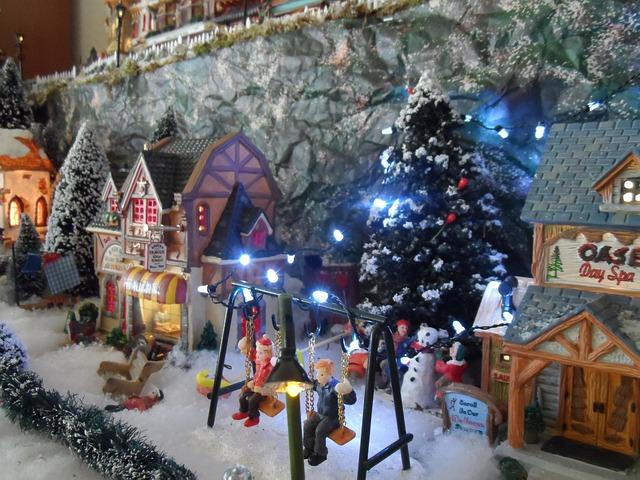 Christmas Village Winter 183 Free Photo On Pixabay