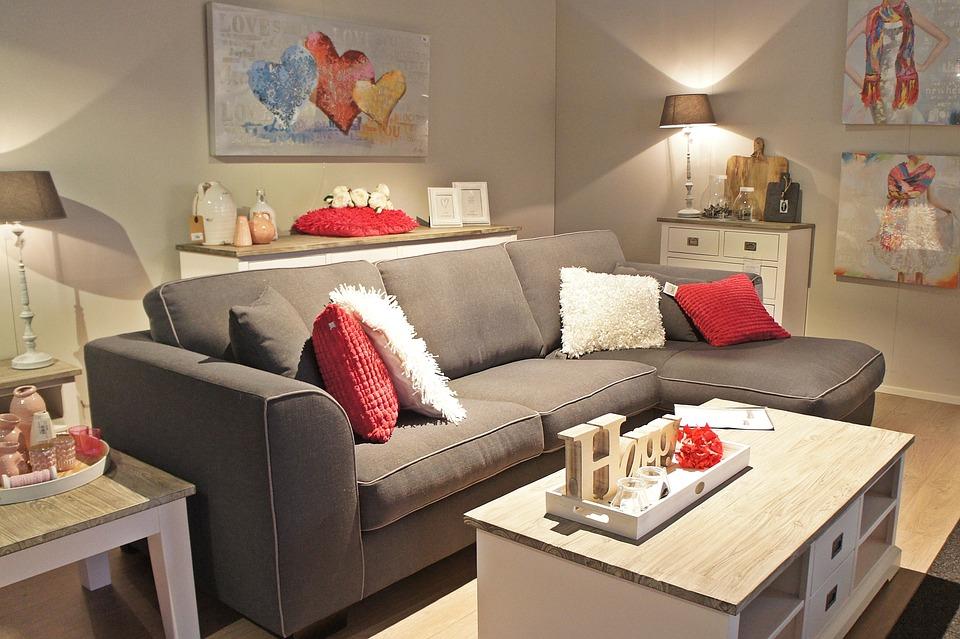 gratis foto meubels zitbank sfeer woonkamer gratis