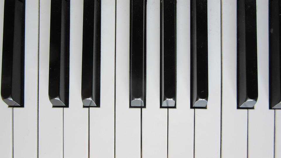 photo gratuite piano touches fermer image gratuite. Black Bedroom Furniture Sets. Home Design Ideas