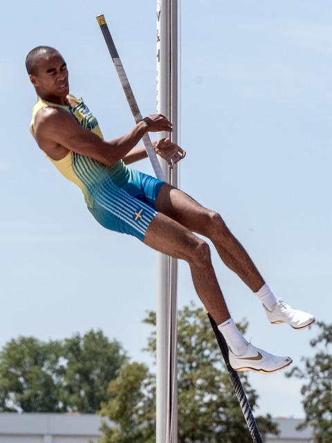 Athletics Pole Vault u003cbu003eSportu003c/bu003e Junior - Free photo on Pixabay