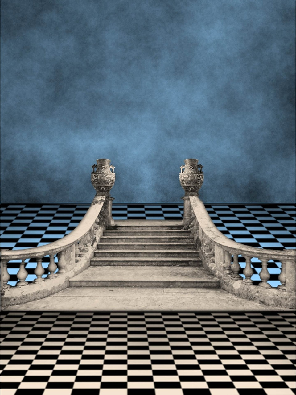 Картинка лестница сказочная