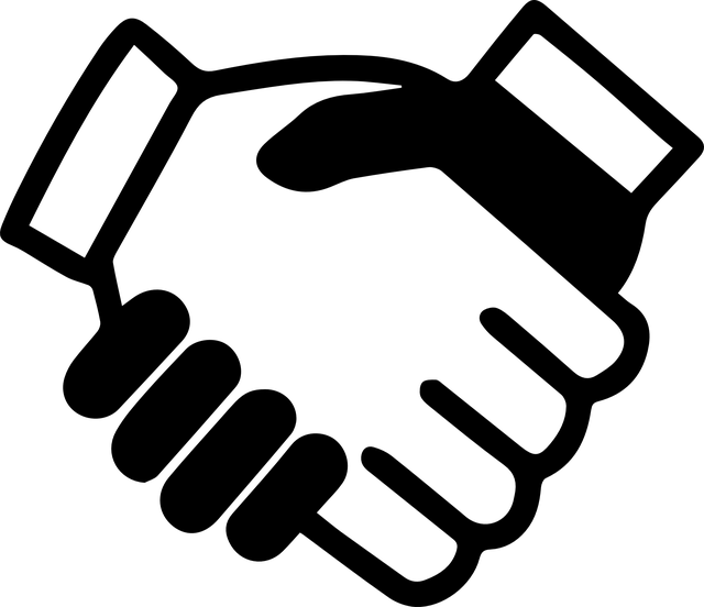 Icons Trading Error Log: Handshake Meeting Deal · Free Vector Graphic On Pixabay