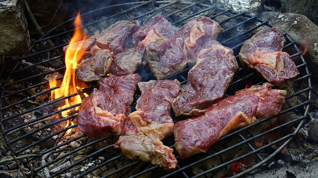 Free Photo Barbecue Meat Steak Raw Bbq Free Image