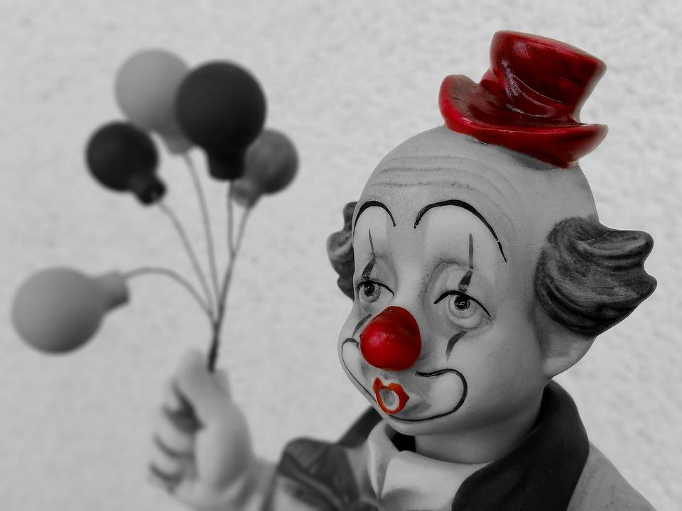 clown grappig verjaardag  u00b7 gratis foto op pixabay