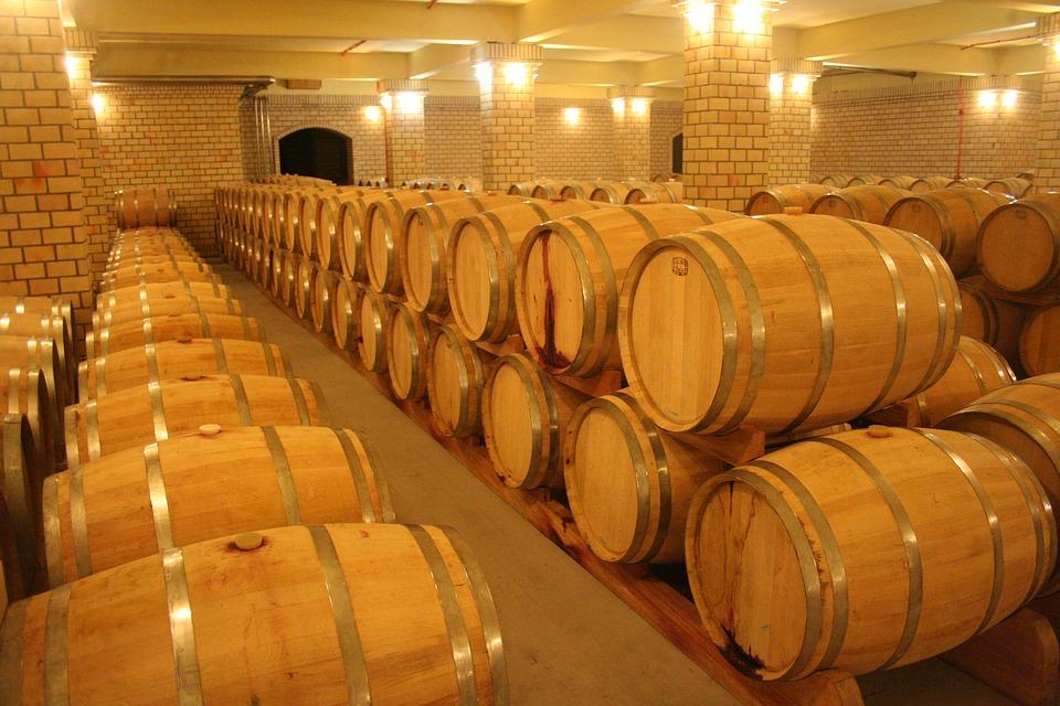 Free Photo Wine Cellar Barrel Aging Age Free Image